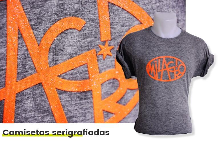 camiseta serigrafia