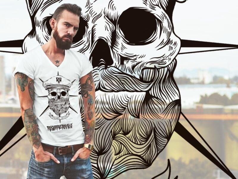 camiseta resurrection